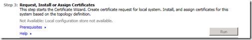 Lync Server Step 3